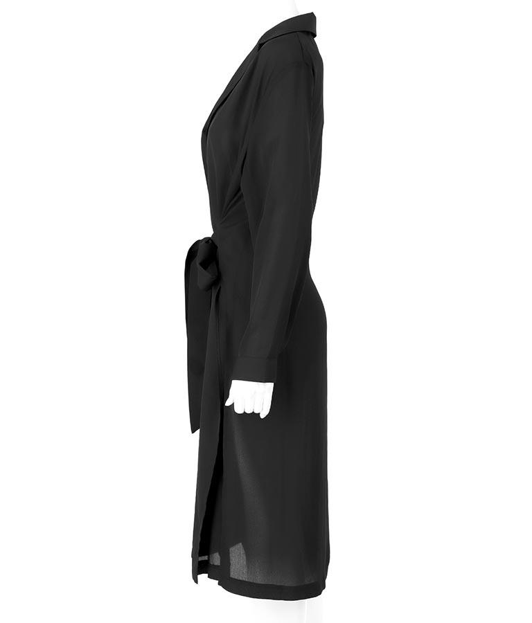 シアータッチディープスリットシャツ(アウター(コート・ジャケット) /カーディガン) | anap Latina