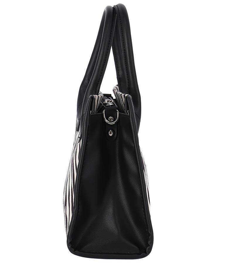 ゼブラスクエアミニバッグ(バッグ・鞄・小物/ハンドバッグ・ショルダーバッグ) | ANAP