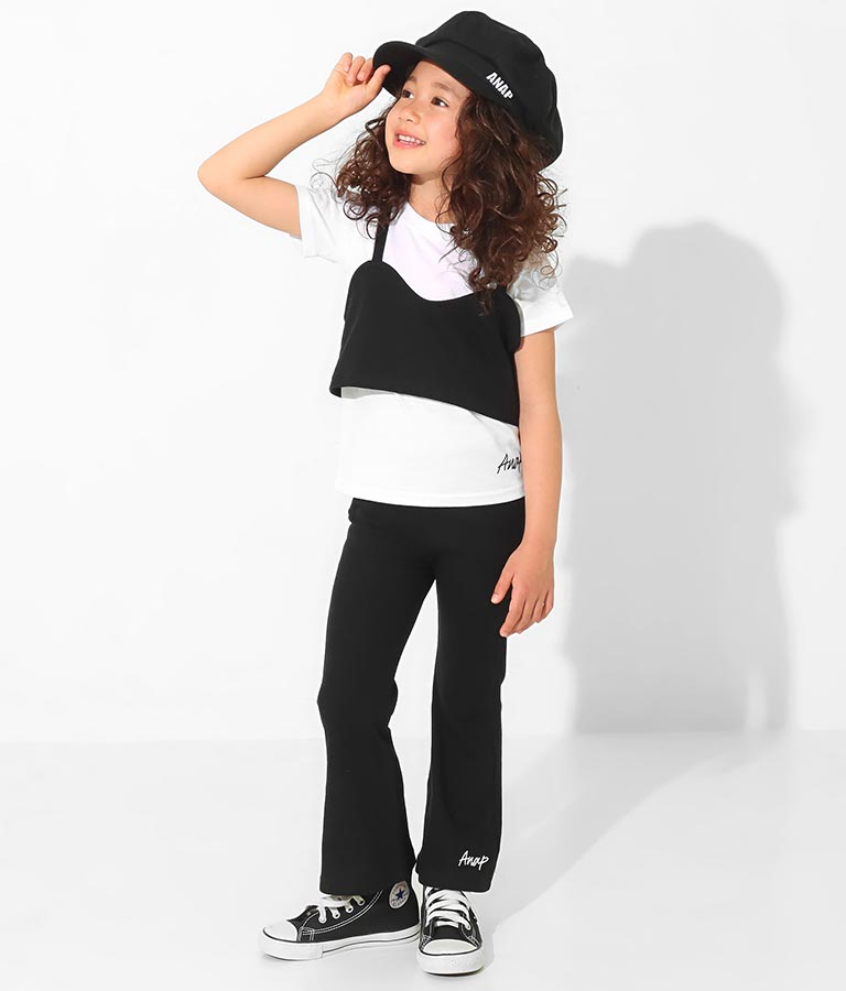 Tシャツ+ビスチェセット(トップス/Tシャツ・ビスチェ) | ANAP KIDS