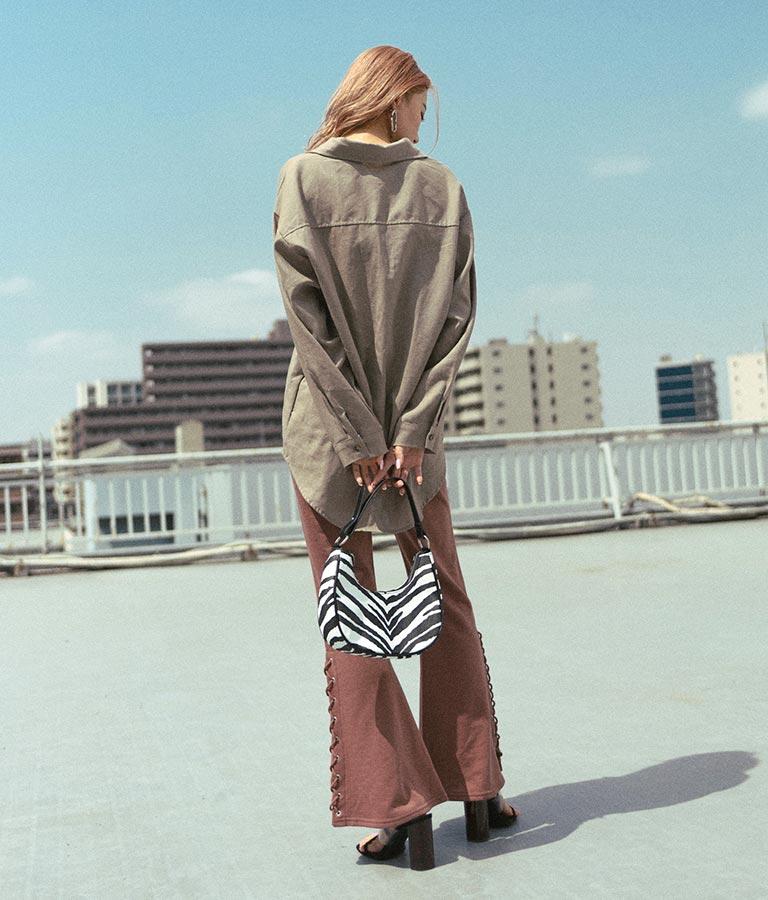 3パターンサドルバッグ(バッグ・鞄・小物/ハンドバッグ・ショルダーバッグ) | ANAP