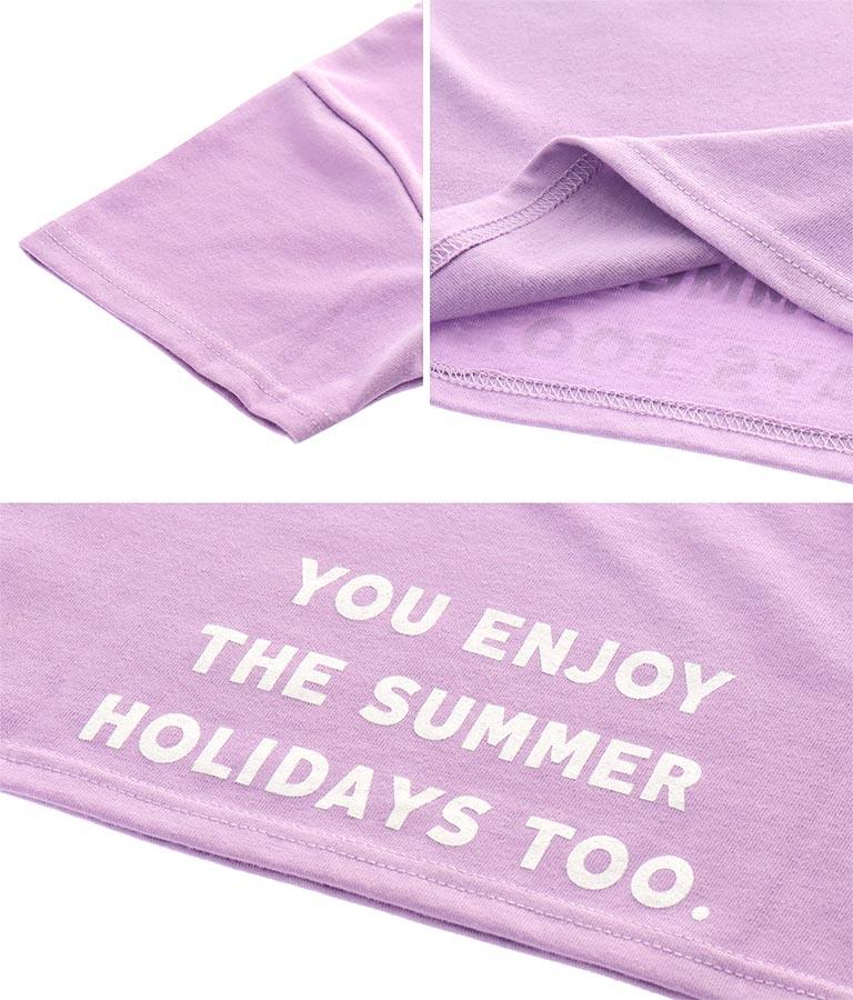 吸水速乾サマーワンポイントTシャツ(トップス/Tシャツ) | ANAP KIDS