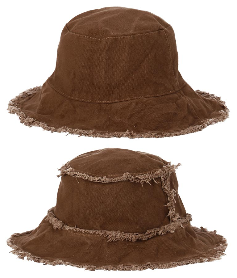 リバーシブルフリンジハット(ファッション雑貨/ハット・キャップ・ニット帽 ・キャスケット・ベレー帽) | ANAP
