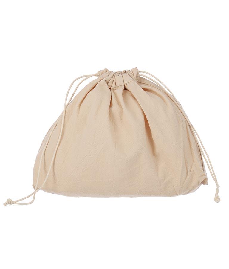 ロゴ入りカゴバッグ(バッグ・鞄・小物/ショルダーバッグ・トートバッグ) | CHILLE
