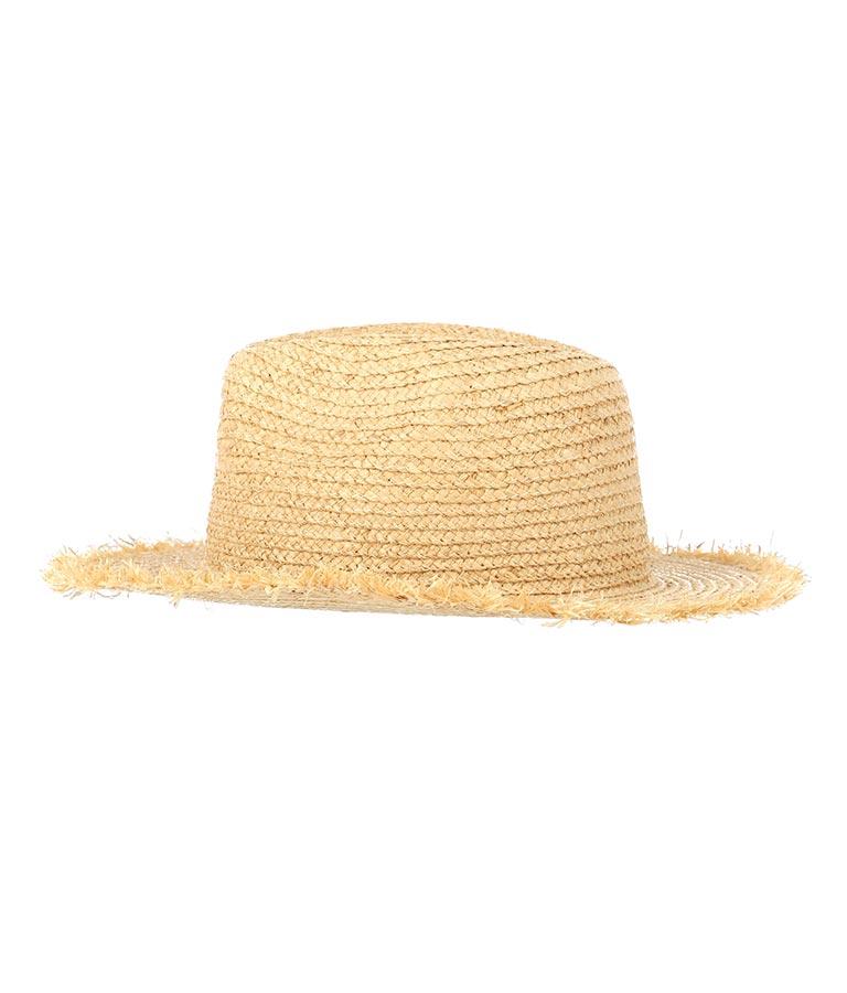 ペーパーフリンジハット(ファッション雑貨/ハット・キャップ・ニット帽 ・キャスケット・ベレー帽) | anap mimpi