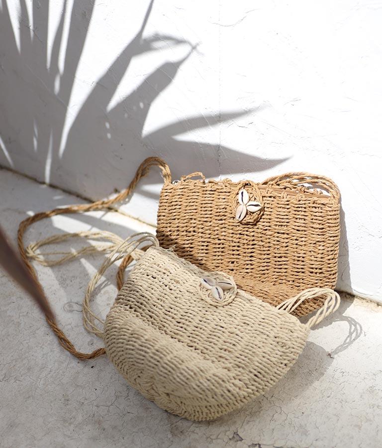 シェルミニショルダーバッグ(バッグ・鞄・小物/ショルダーバッグ) | anap mimpi