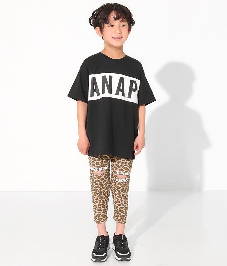 ダメージレギンス(ボトムス・パンツ /レギンス) | ANAP KIDS