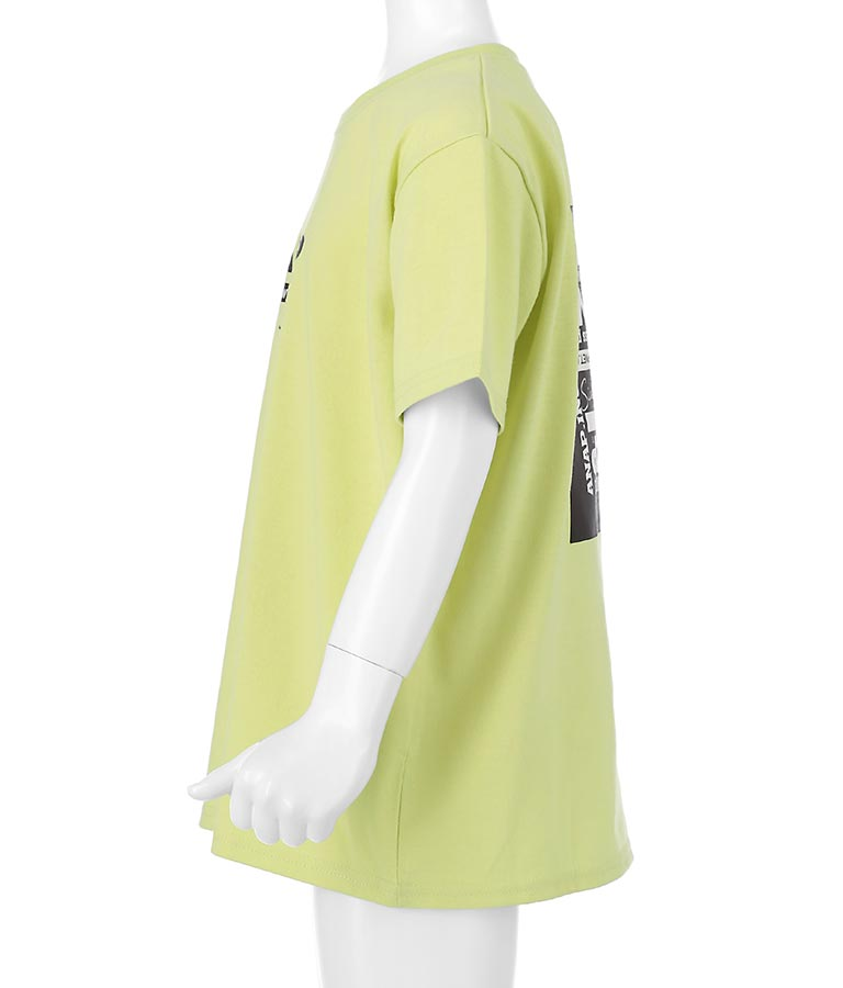 吸水速乾シート転写ビッグTシャツ(トップス/Tシャツ)   ANAP KIDS