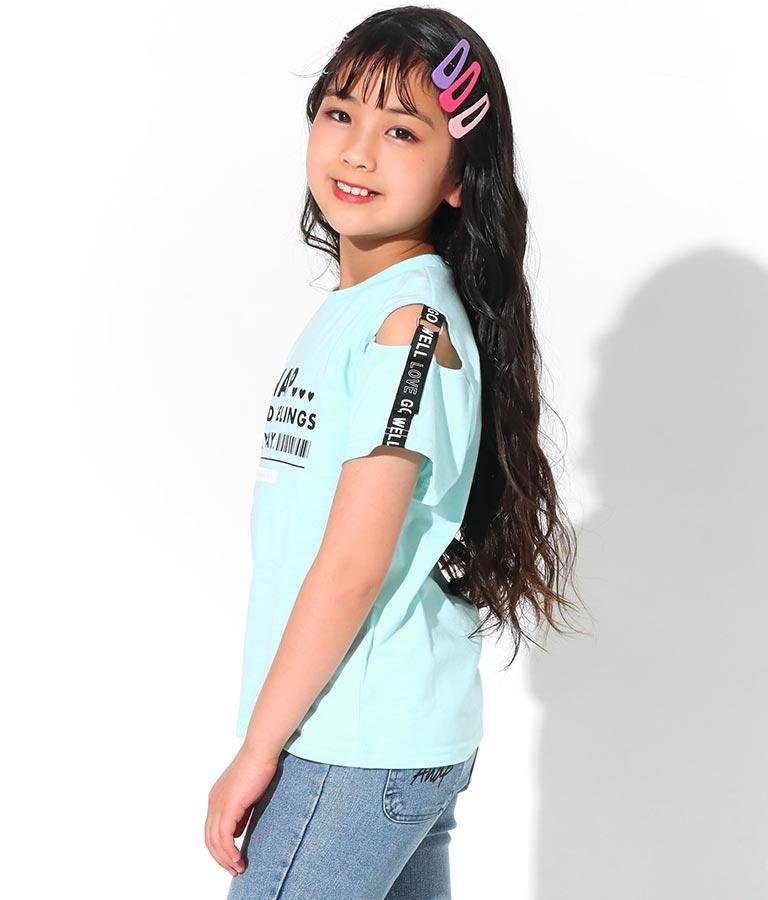 袖リング開きトップス(トップス/Tシャツ) | ANAP KIDS