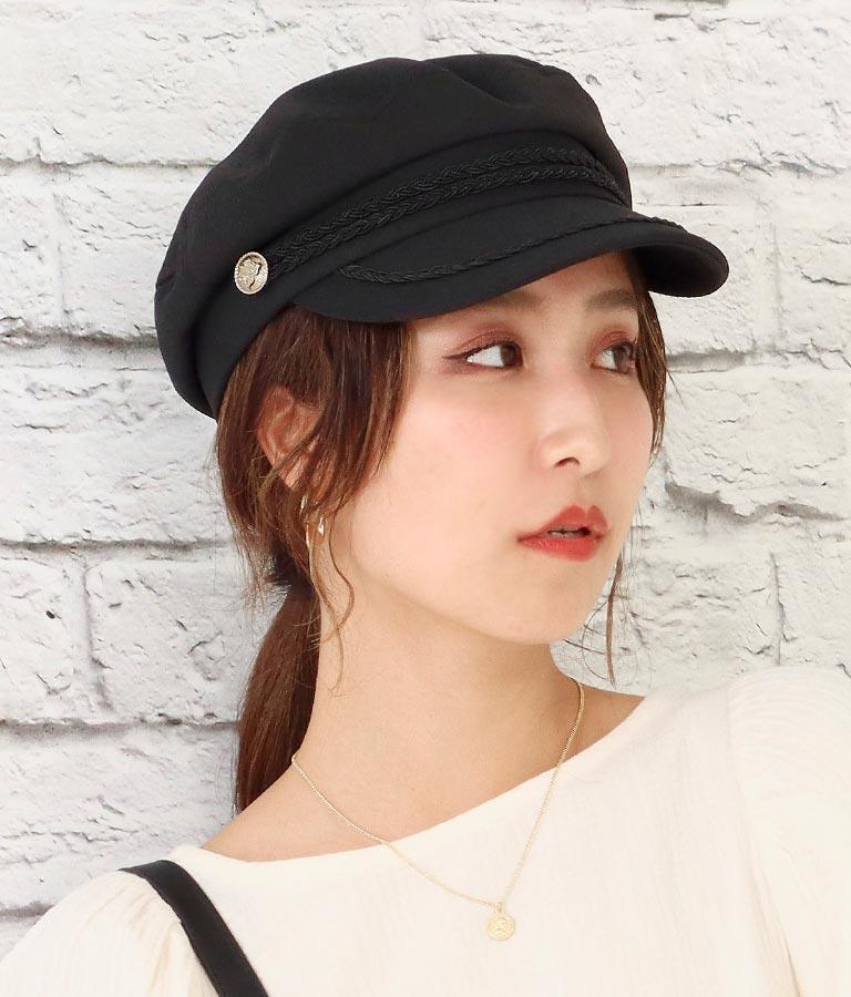 ツイルマリンキャップ(ファッション雑貨/ハット・キャップ・ニット帽 ・キャスケット・ベレー帽) | CHILLE