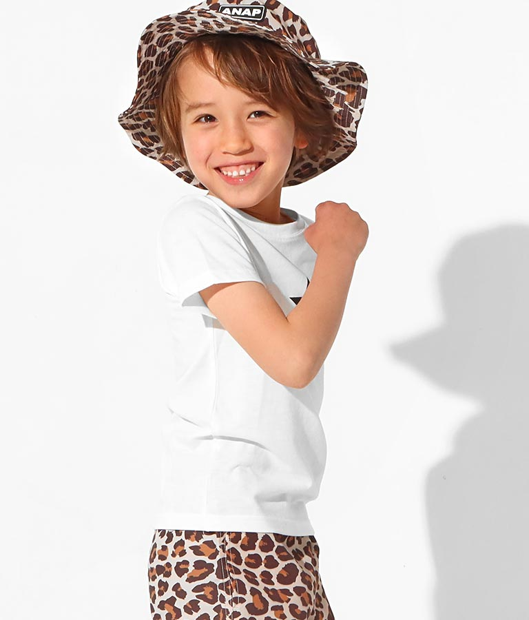 制菌スタープリントTシャツ(トップス/Tシャツ)   ANAP KIDS