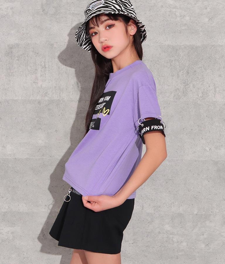 袖リングトップス(トップス/Tシャツ) | ANAP GiRL