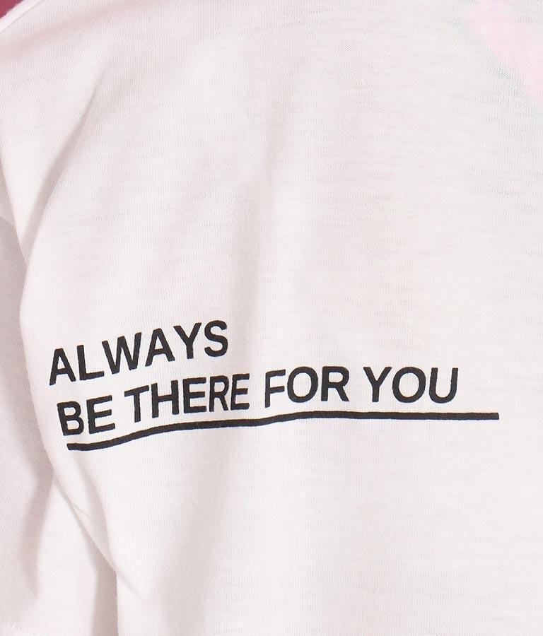 ベアグミ転写ボックスTシャツ(トップス/チュニック) | ANAP GiRL