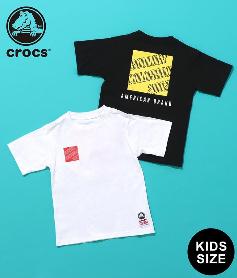 ハンソデTシャツ(トップス/Tシャツ) | crocs
