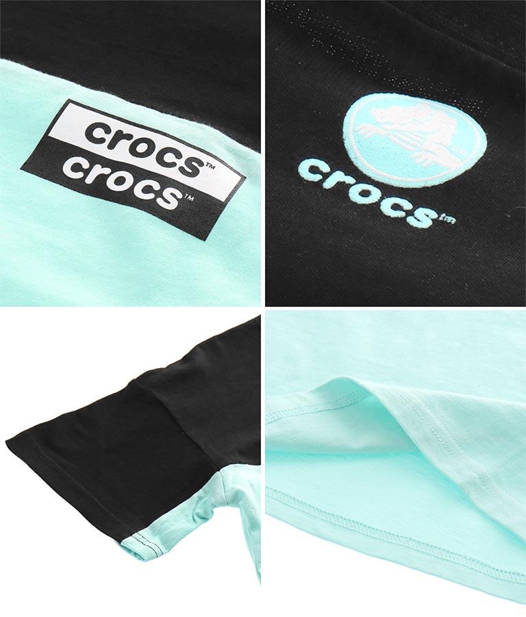 ハンソデ Tシャツ(トップス/Tシャツ)   crocs