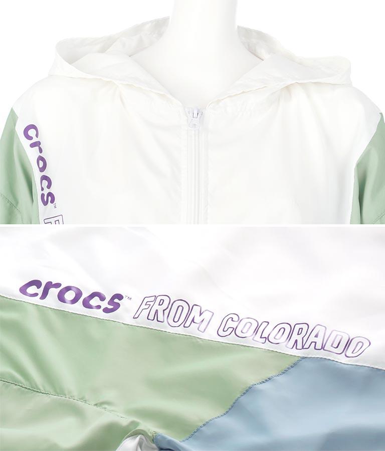 ウインドブレーカー(アウター(コート・ジャケット) /ジャケット・ブルゾン)   crocs