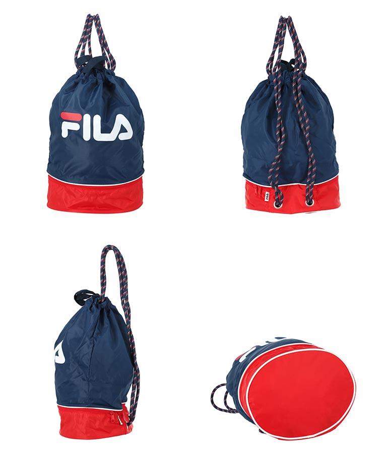 二重底ナイロンバッグ(バッグ・鞄・小物/バックパック・リュック) | FILA2(委託)