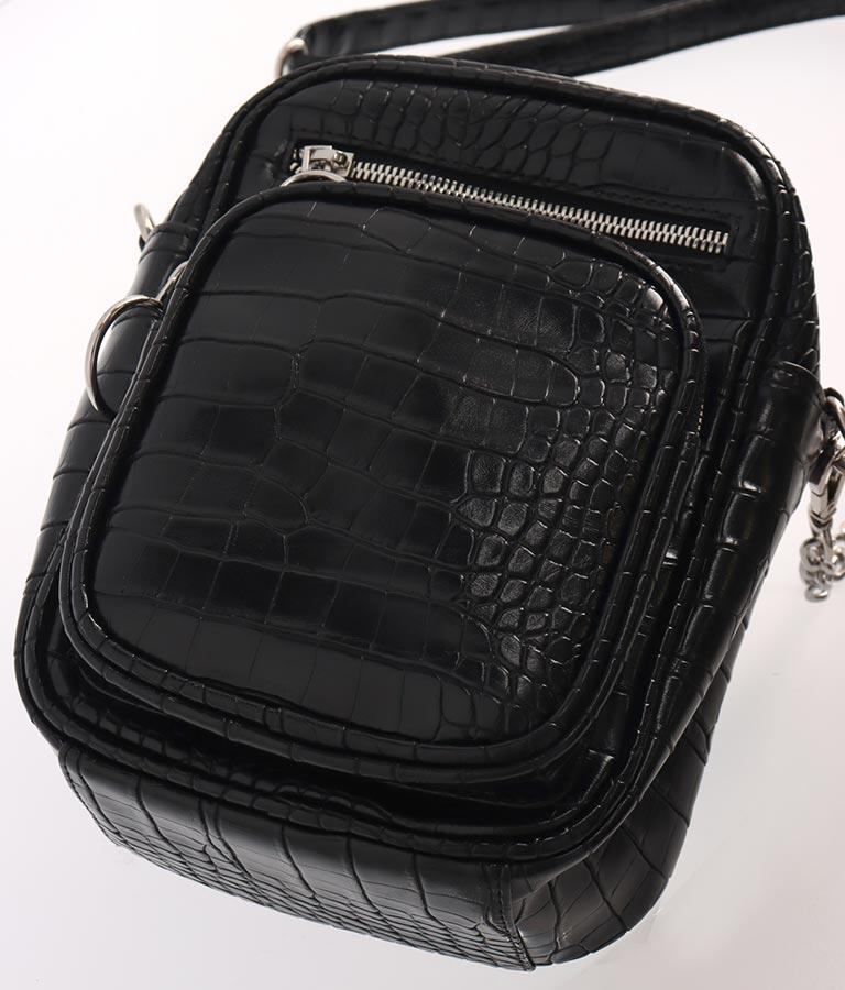 リングジップチェーンバッグ(バッグ・鞄・小物/ショルダーバッグ)   ANAP