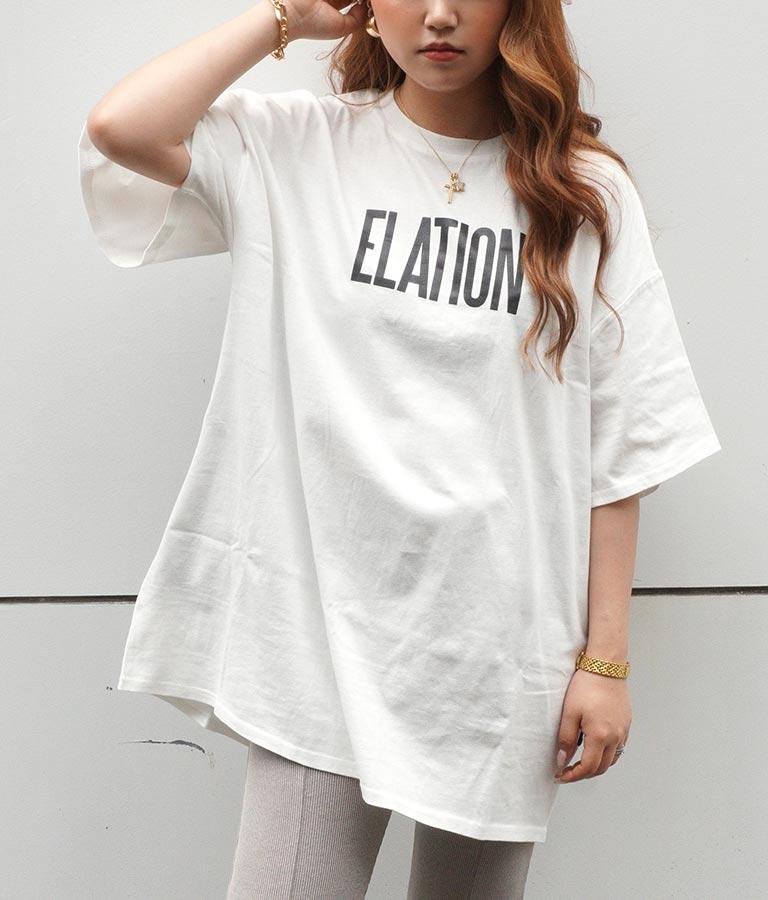 ビッグロゴバイカラーTシャツ(トップス/Tシャツ) | ANAP