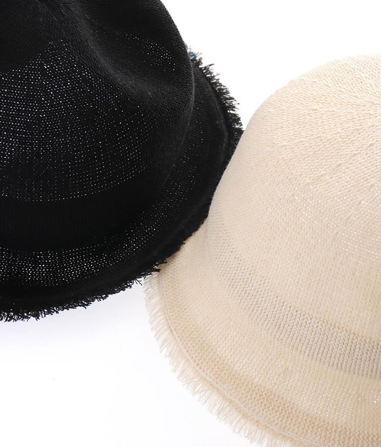 ブリムフリンジバケットハット(ファッション雑貨/ハット・キャップ・ニット帽 ・キャスケット・ベレー帽) | Alluge