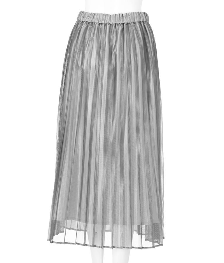 RAW FUDGEシャンブレープリーツスカート(ボトムス・パンツ /スカート) | Settimissimo