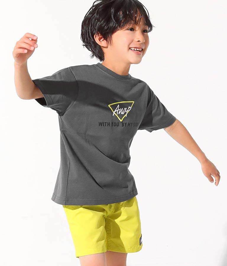 制菌トライアングルTシャツ(トップス/Tシャツ) | ANAP KIDS