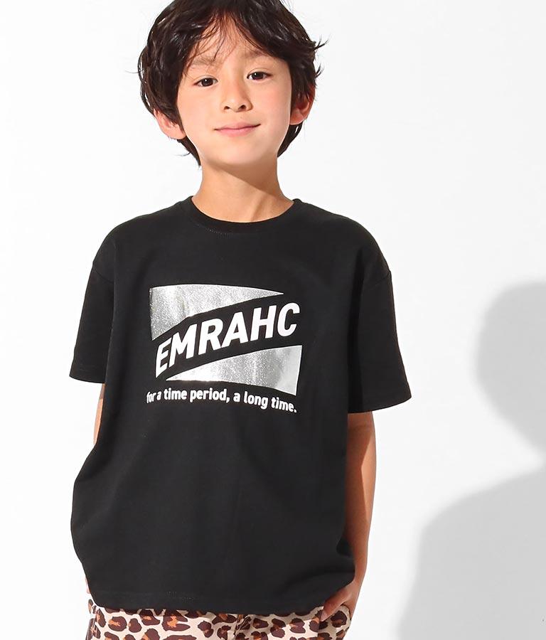 箔トライアングルプリントTシャツ(トップス/Tシャツ) | ANAP KIDS