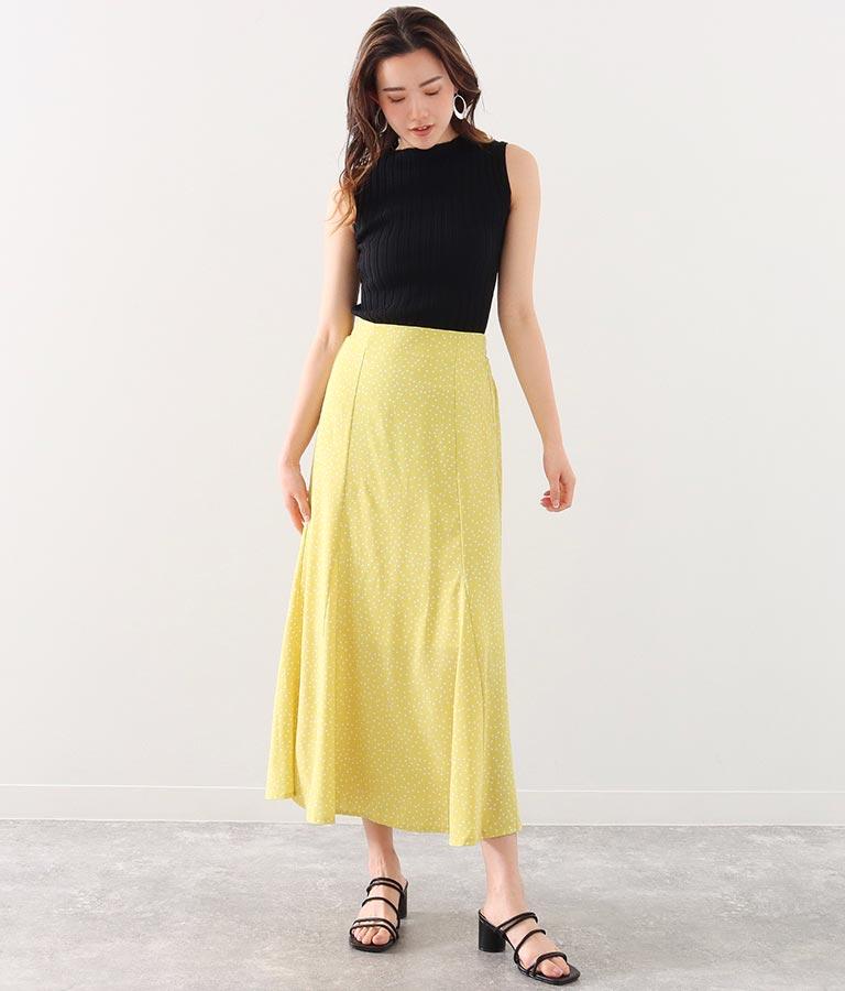 ランダムドットマーメイドスカート(ボトムス・パンツ /スカート) | Alluge