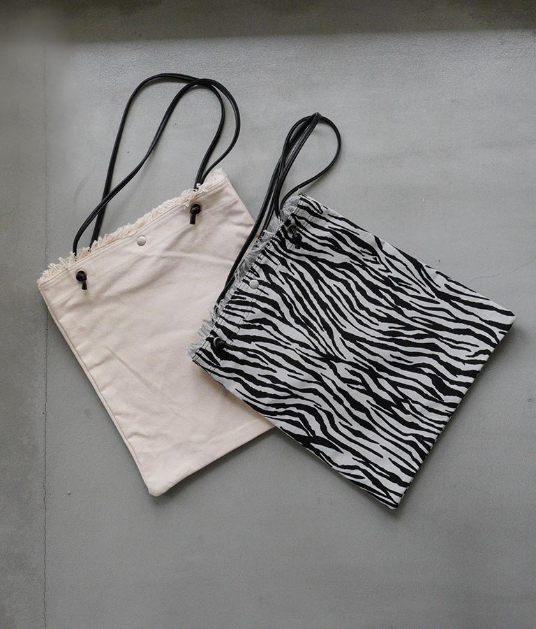 キャンバスフリンジバッグ(バッグ・鞄・小物/トートバッグ)   ANAP