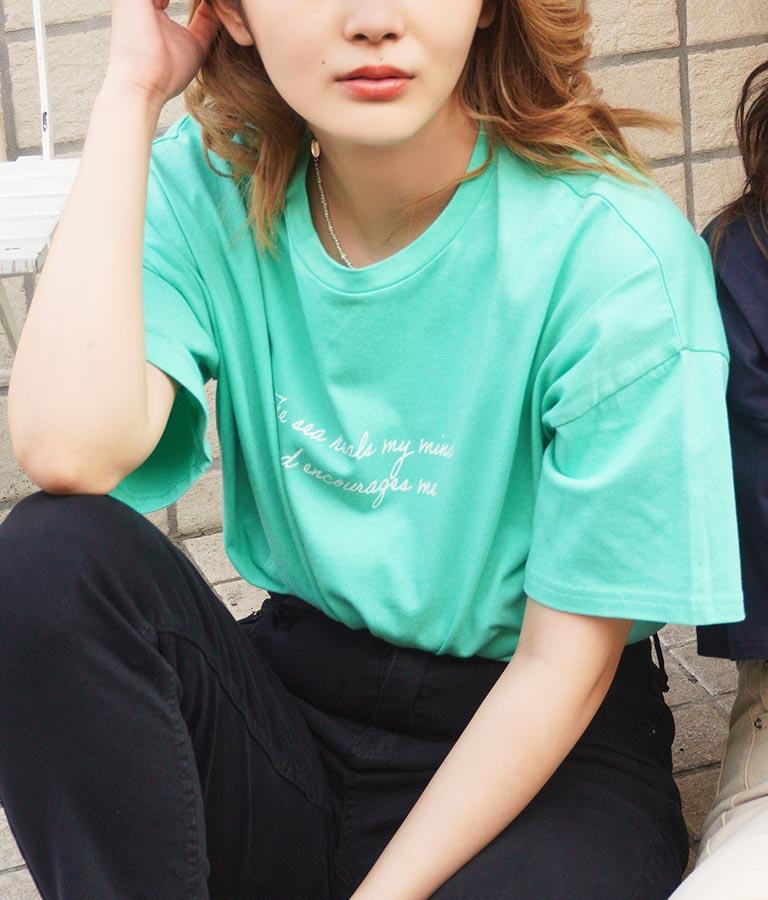 プリントTシャツ(トップス/Tシャツ) | anap mimpi