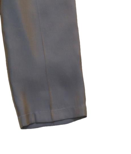 【低身長向けサイズ】オーロラ光沢タックパンツ(ボトムス・パンツ /ロングパンツ) | AULI