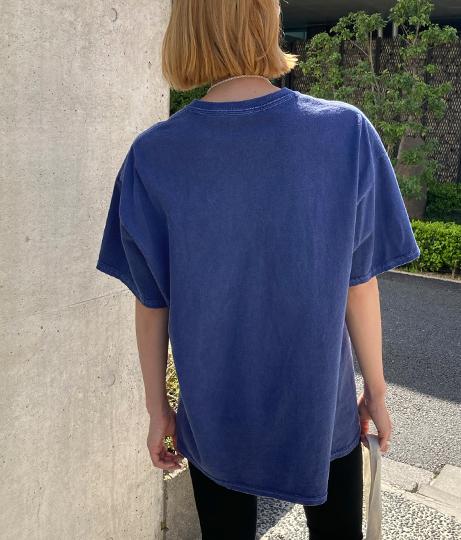 GILROYイーグルプリントビッグTシャツ(トップス/Tシャツ)   Factor=