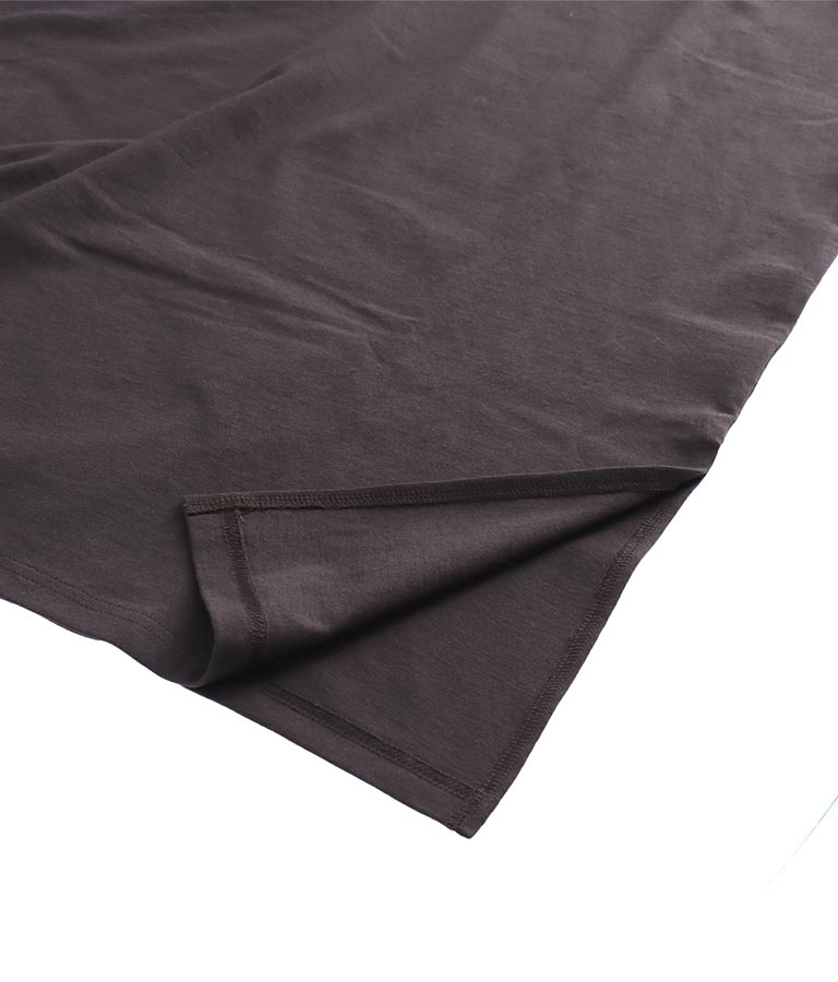サーフプリントTシャツロングワンピース(ワンピース・ドレス/ロングワンピ) | anap mimpi