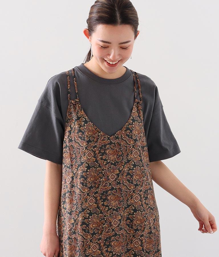 ヘビーウェイトオーバーサイズTシャツ(トップス/Tシャツ) | Alluge