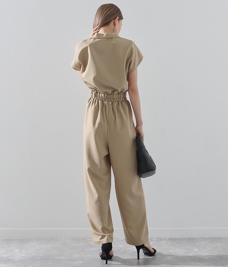 テーラーコンビネゾン(ワンピース・ドレス/サロペット/オールインワン) | Alluge