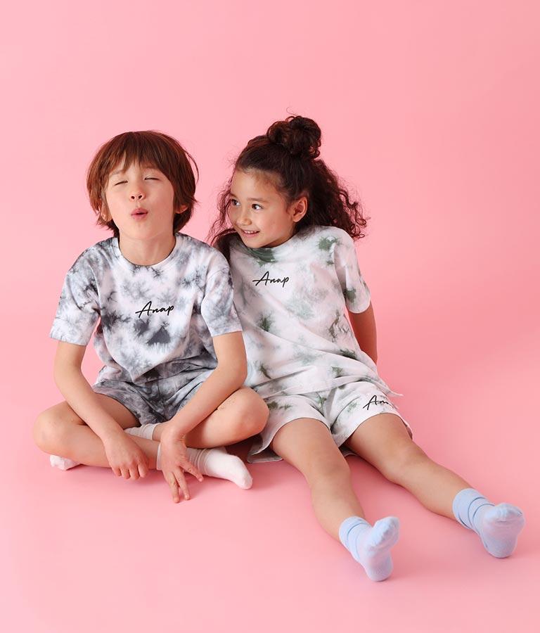 タイダイTシャツ(トップス/Tシャツ) | ANAP KIDS