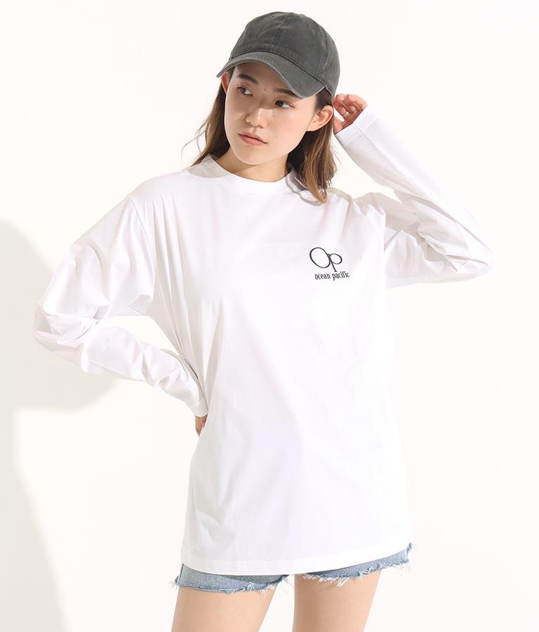 ロゴプリントUVTシャツ(トップス/Tシャツ) | OP Ocean Pacific