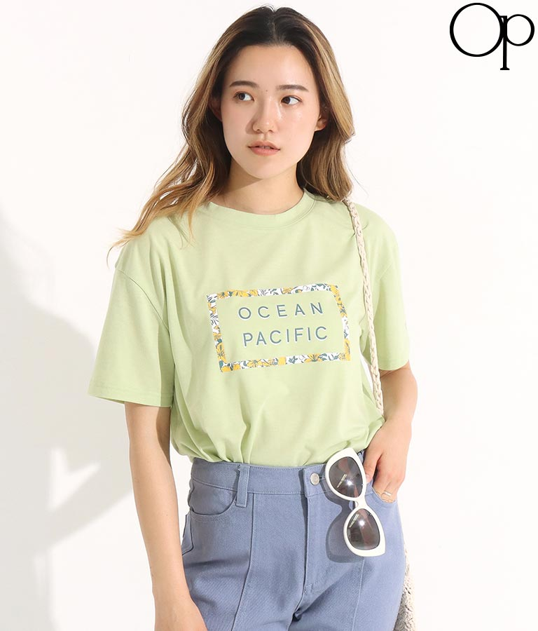 BOXロゴTシャツ(トップス/Tシャツ)   OP Ocean Pacific