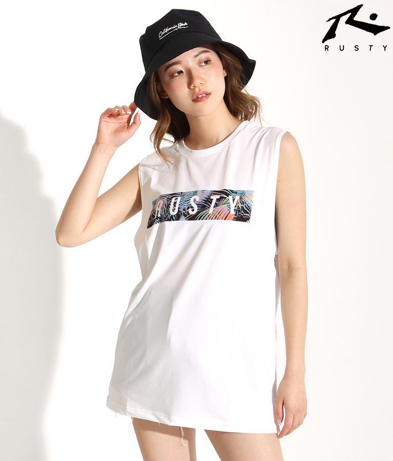UVタンクトップ(トップス/Tシャツ)   RUSTY