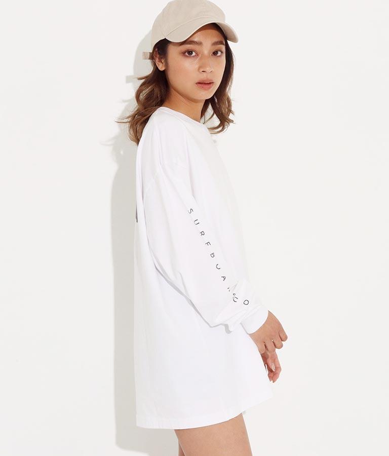 ロングTシャツ(トップス/Tシャツ)   RUSTY