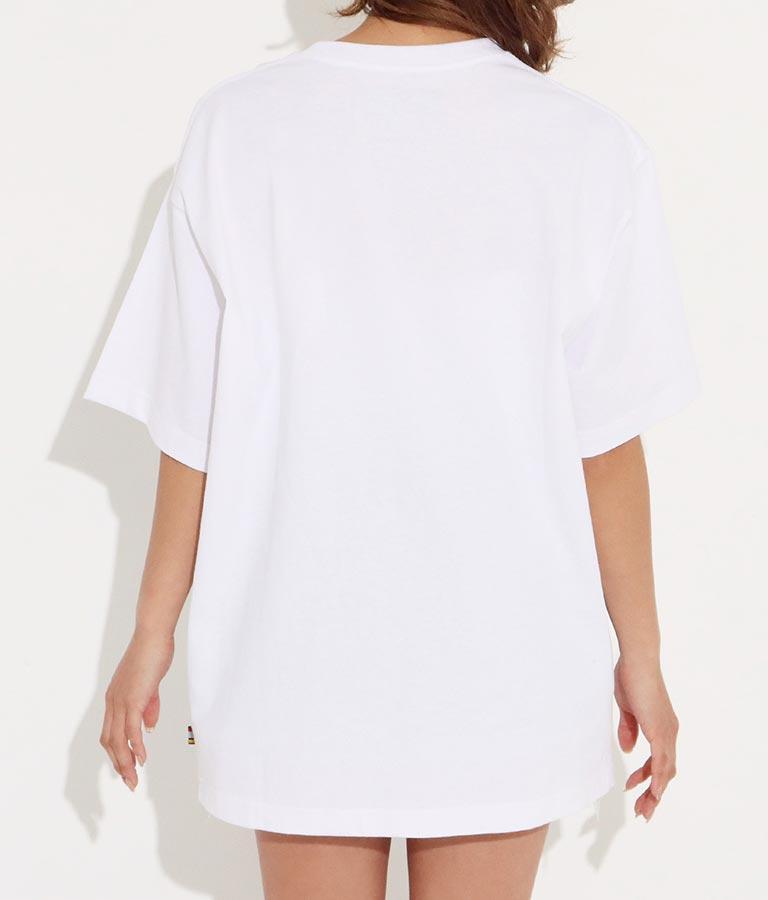 BOXロゴプリントTシャツ(トップス/Tシャツ) | RUSTY