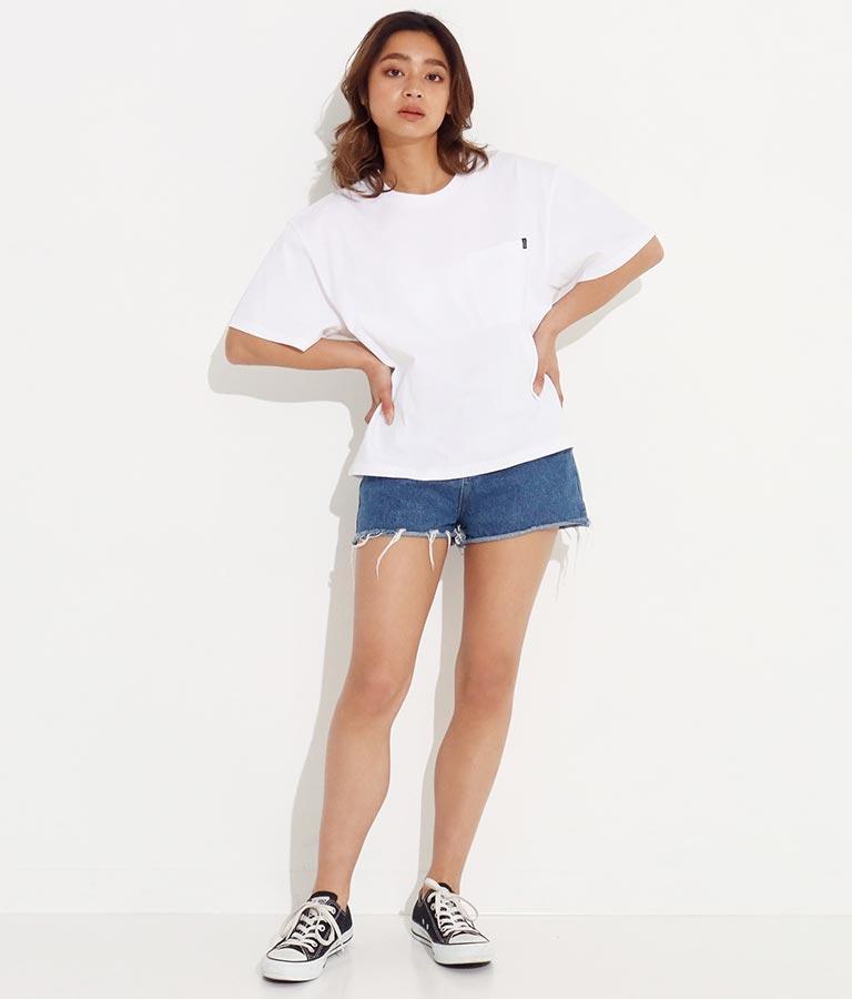 バックプリントTシャツ(トップス/Tシャツ) | RUSTY