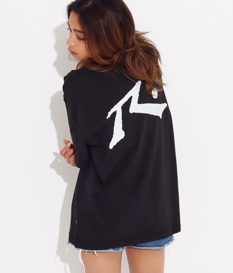 ロゴプリントTシャツ(トップス/Tシャツ) | RUSTY