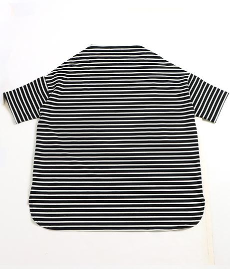 バスクボーダーチュニック(トップス/Tシャツ) | Factor=
