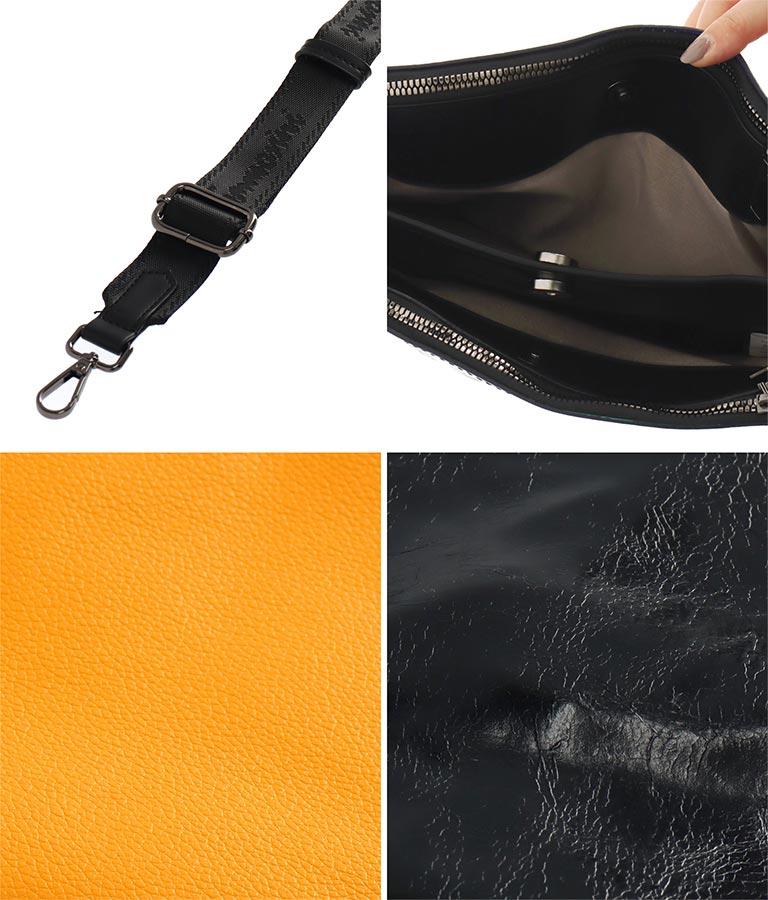 バイカラーショルダーバッグ(バッグ・鞄・小物/ショルダーバッグ) | Settimissimo