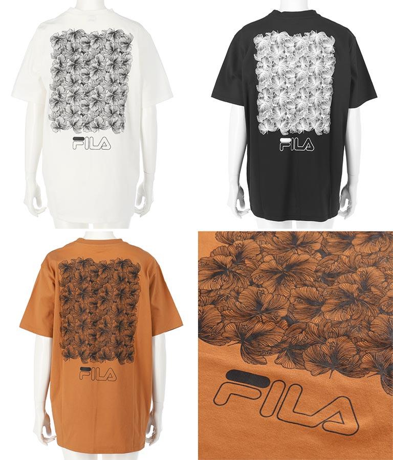 バックプリント半袖Tシャツ(トップス/Tシャツ) | FILA2(委託)