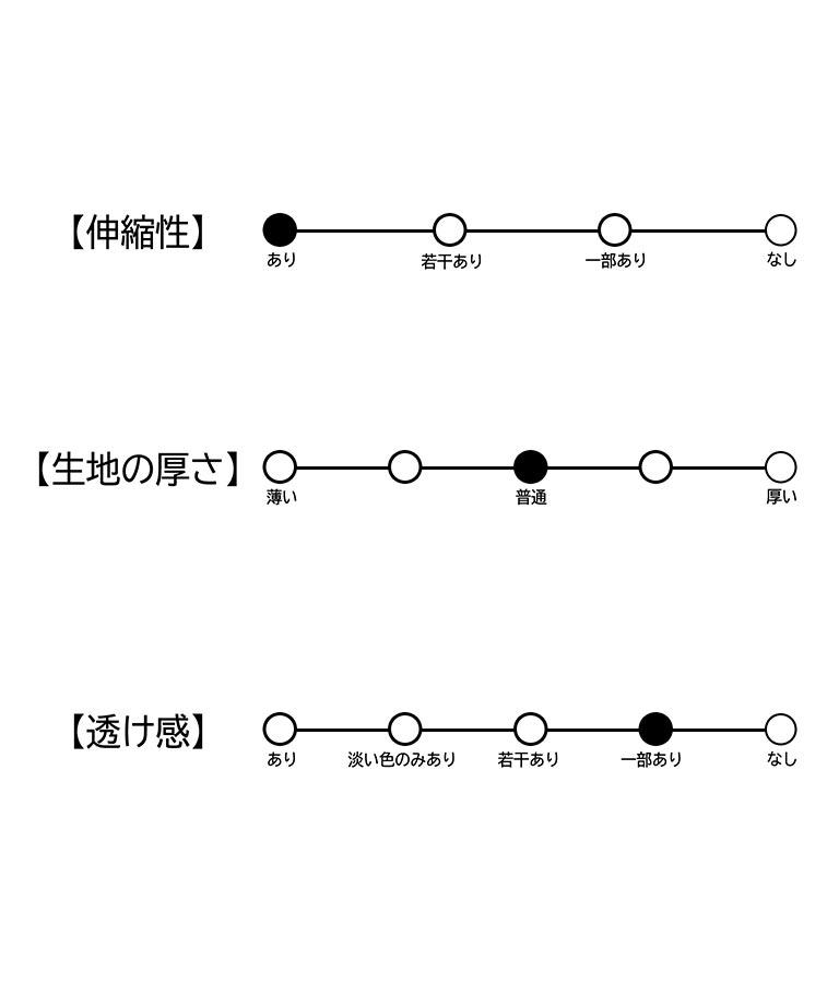 サイド編上げチュールレギンス(ボトムス・パンツ /レギンス) | ANAP GiRL
