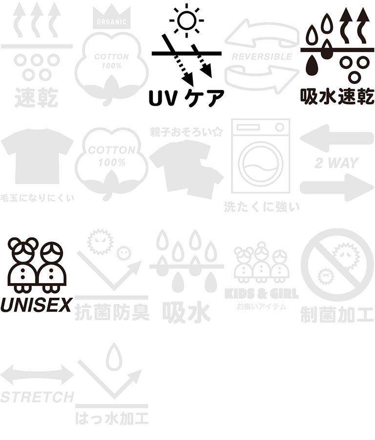 吸水速乾フォトロゴビッグTシャツ(トップス/Tシャツ)   ANAP KIDS