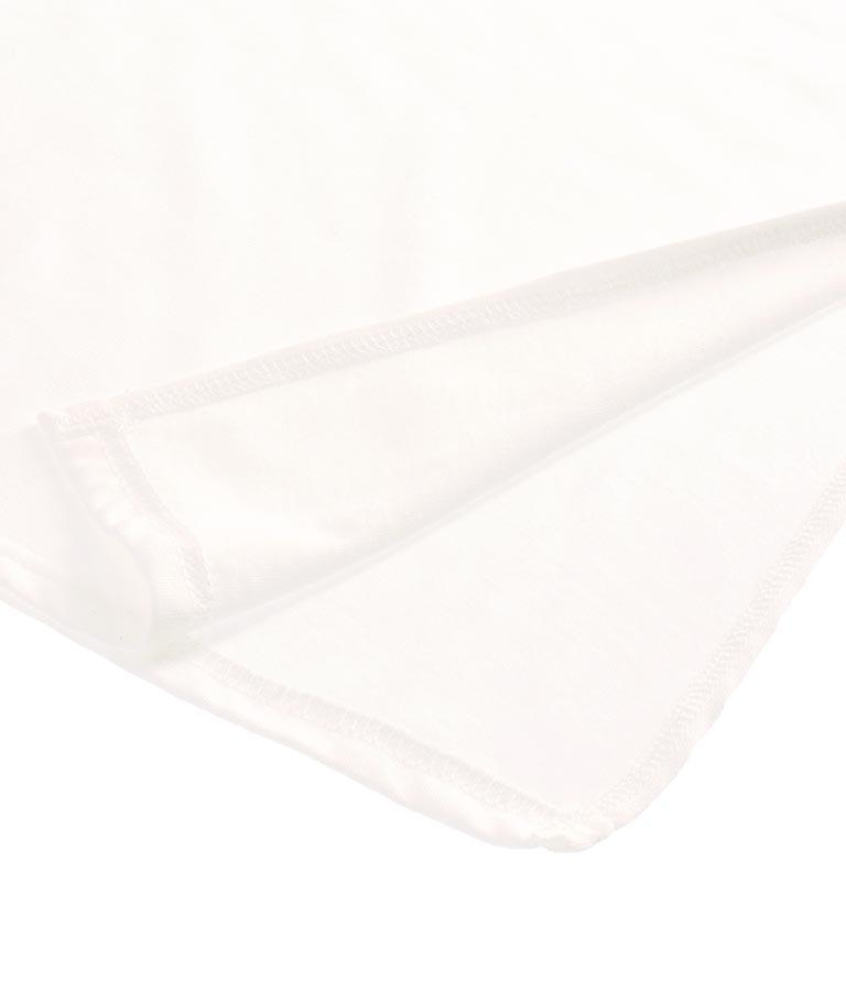 クロシェニットワンピース&カットワンピースセットアップ(ワンピース・ドレス/ロングワンピ)   Alluge