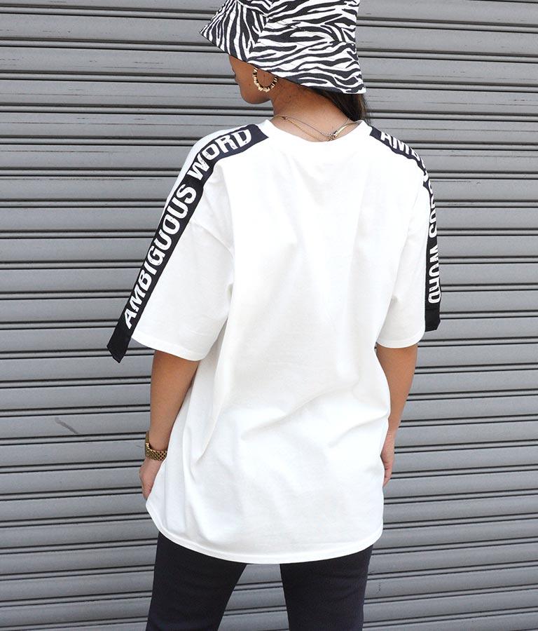 ロゴテープTシャツ(トップス/Tシャツ) | ANAP