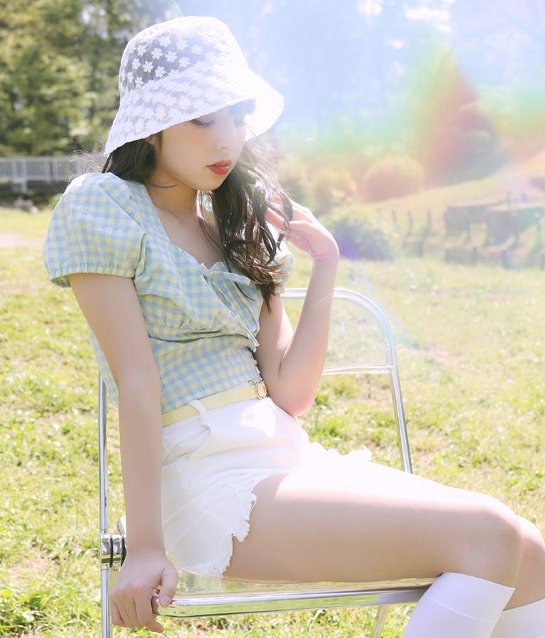 リバーシブルエナメル細ベルト(ファッション雑貨/ベルト) | ANAP GiRL